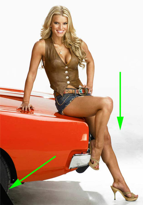 The Gallery For Gt Kaley Cuoco Body Paint