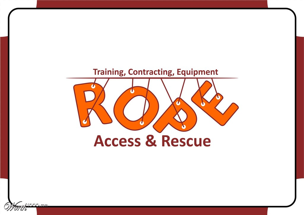 Technical Rope Rescue Harness on tower rope access harness