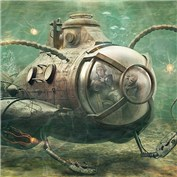 Steampunk: Ocean Craft!