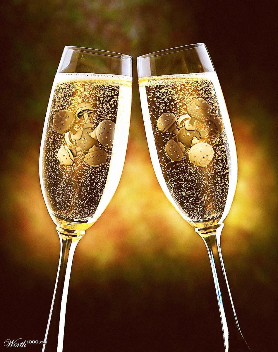 Шампанского в задний проход 16 фотография