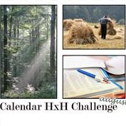 2014 Calendar Challenge - August