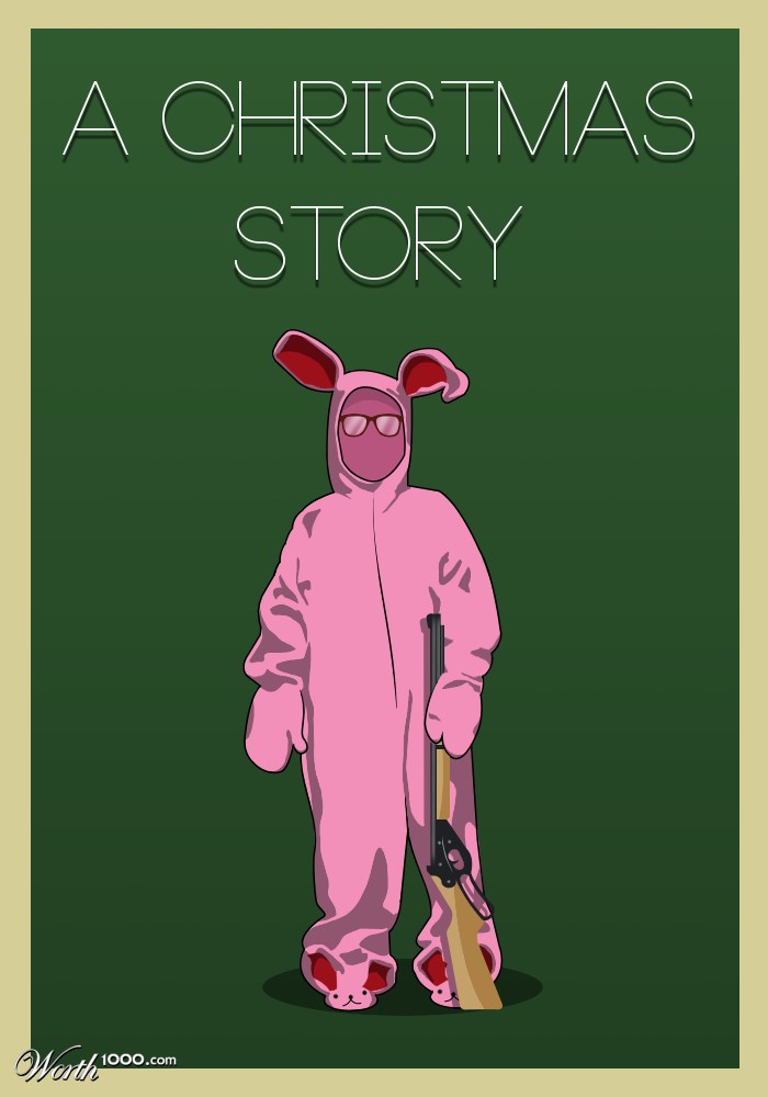 A Christmas Story Poster A  A Christmas Story Poster