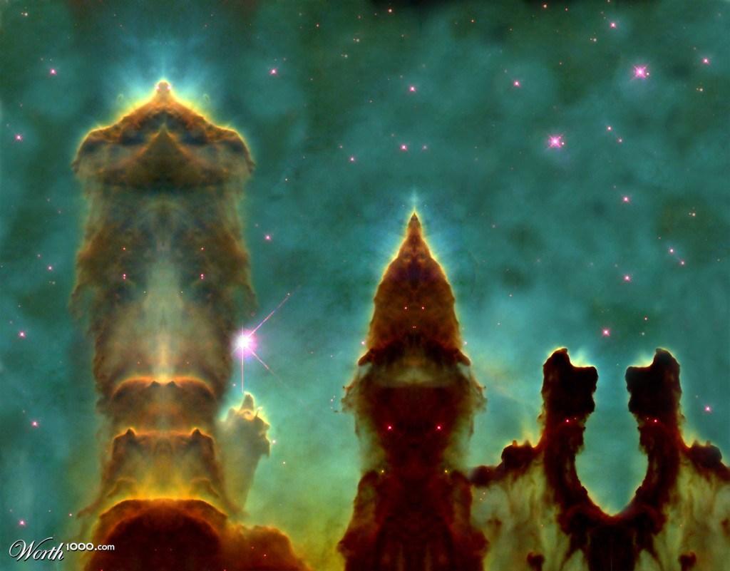 m16 eagle nebula face - photo #28