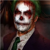 Evil Celebrity Clowns 9