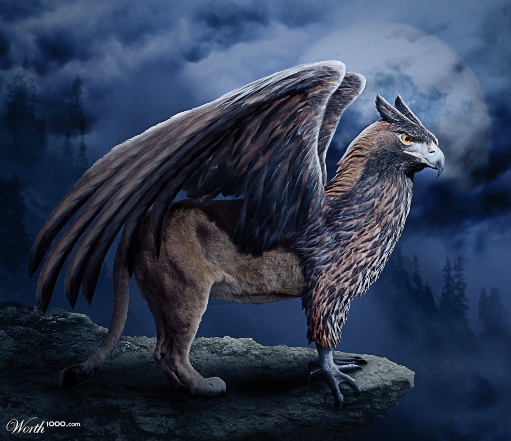 Mythical creature quotes quotesgram for The griffin