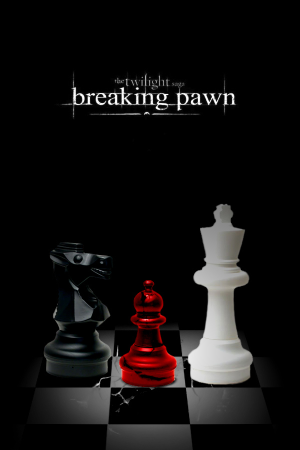 Breaking Pawn letter off DesignCrowd