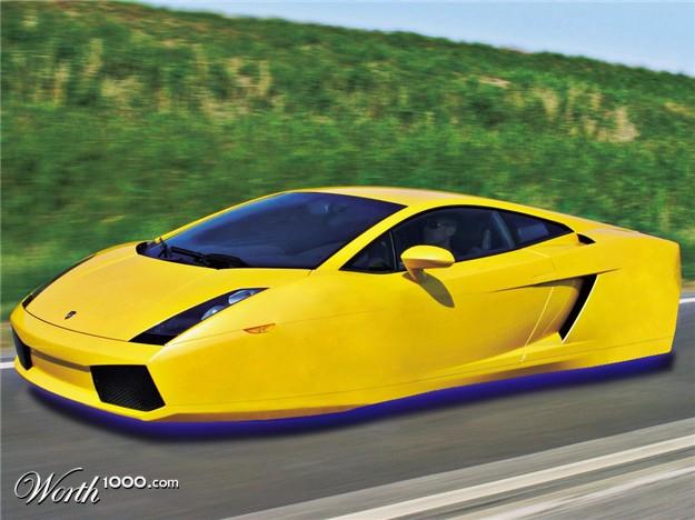 Lamborghini Paint Code