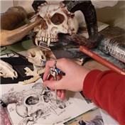 B2B: Skull