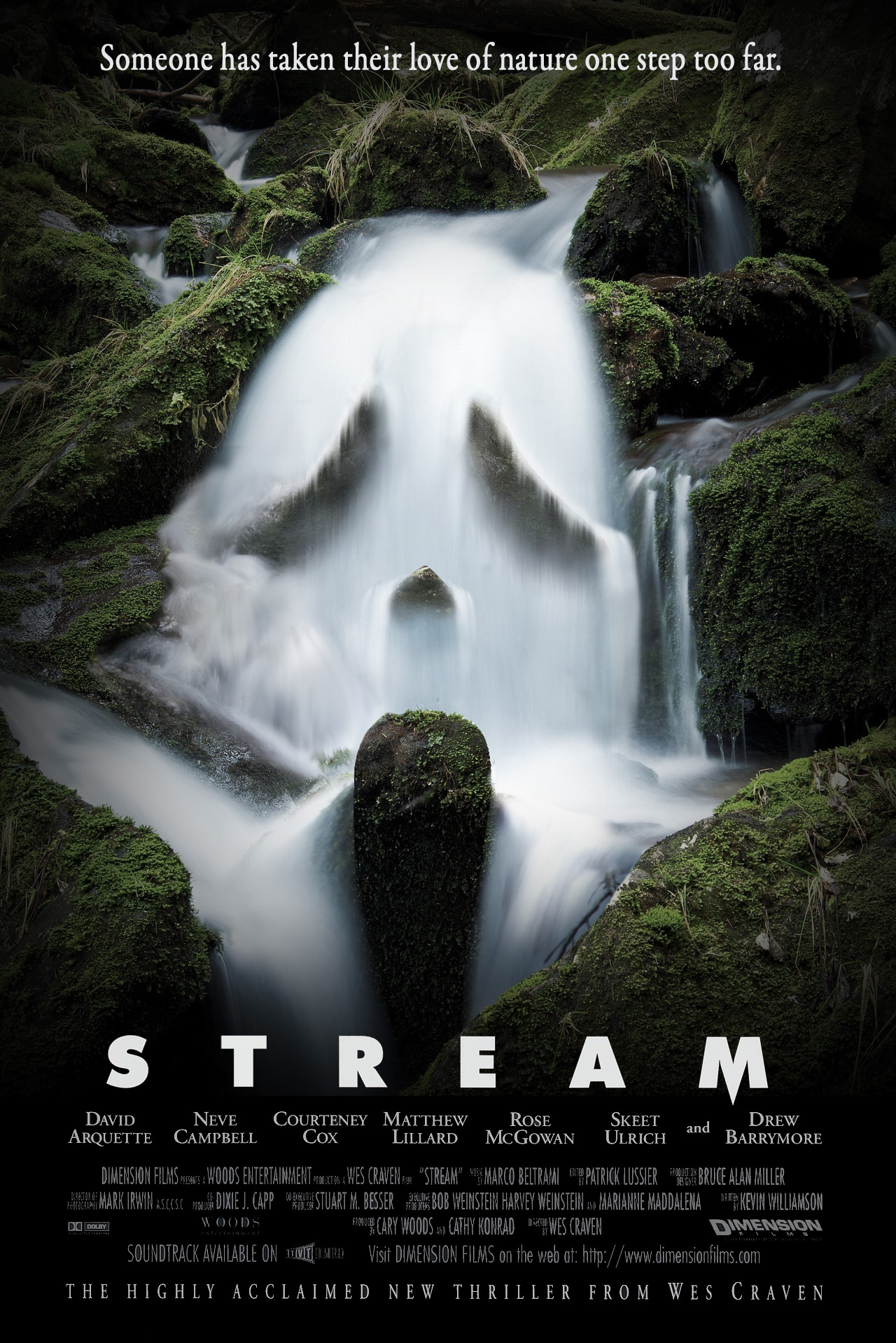 Stream One letter off DesignCrowd