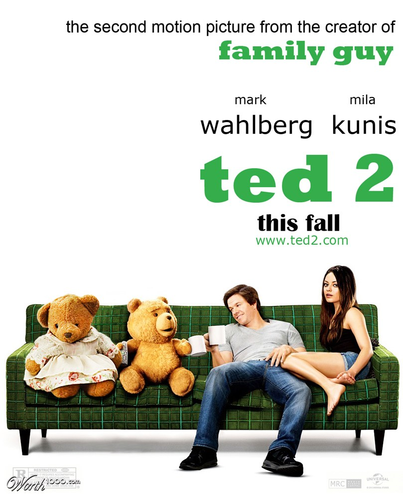 ted 2 - Worth1000 Contests