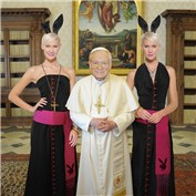 Eyewitless News: The New Pope