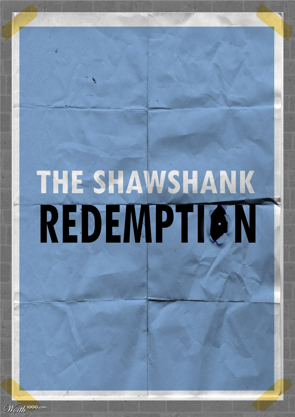 "critique the shawshank redemption Free college essay critique of shawshank redemption critique of ""the shawshank redemption"" the shawshank redemption is a great film."