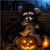 Animal Halloween 5