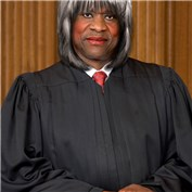 Supreme Court Justice Clarice Thomas