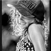 Beginner: Portraits in Black and White 2014