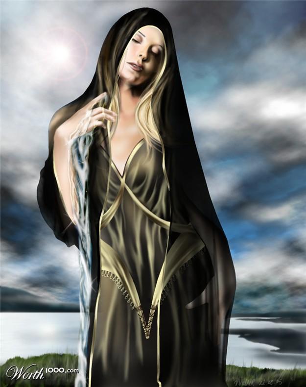 Gaea Greek Mythology Of ancient greek mythology