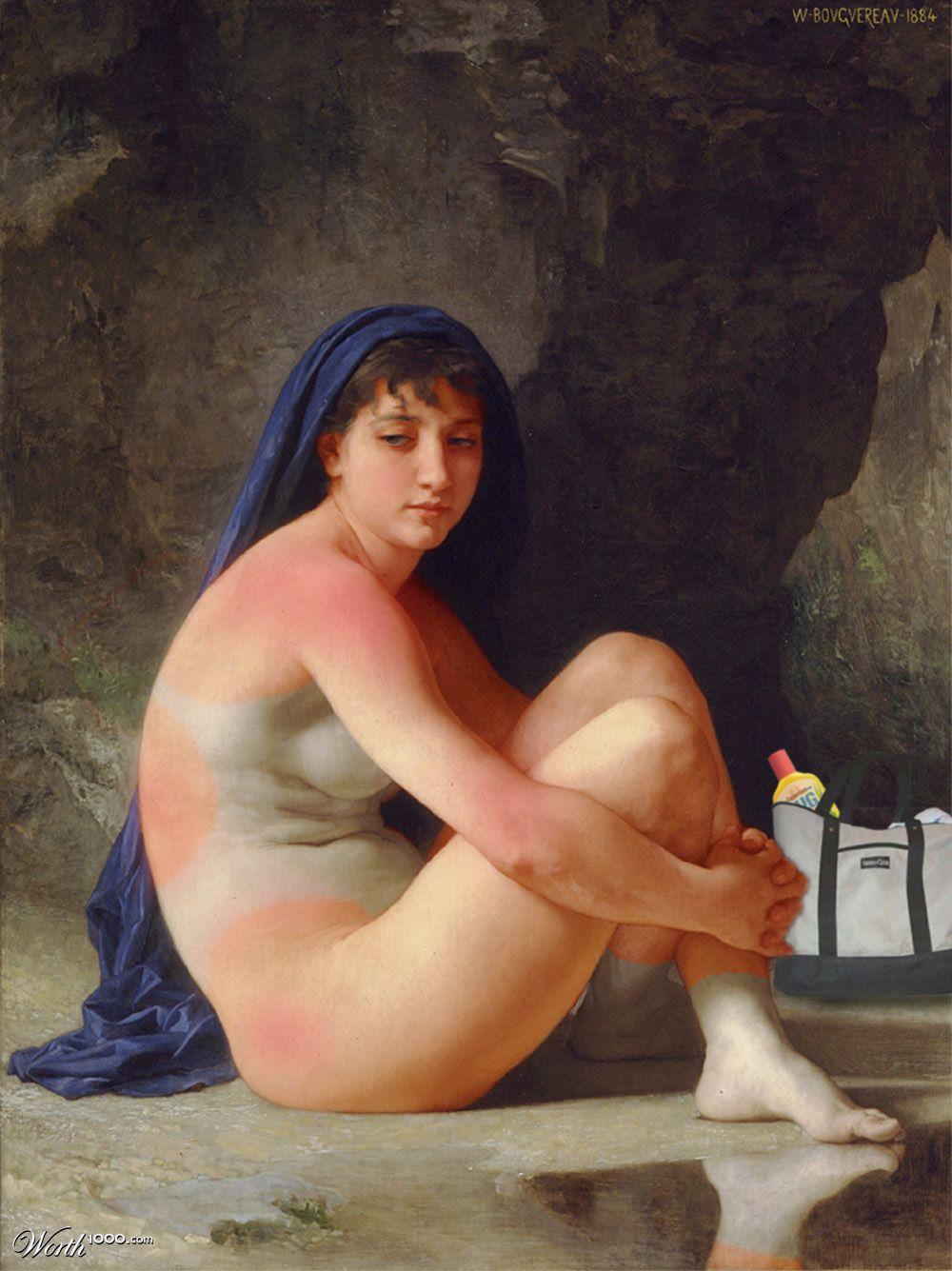 Эротические портреты в высоком разрешении 2 фотография
