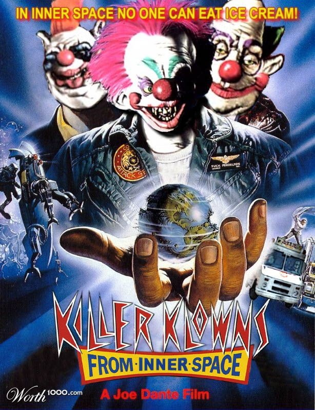 The return of the killer klowns from outer space www for Return of the killer klowns from outer space