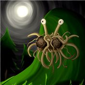 I(R): Flying Spaghetti Monster
