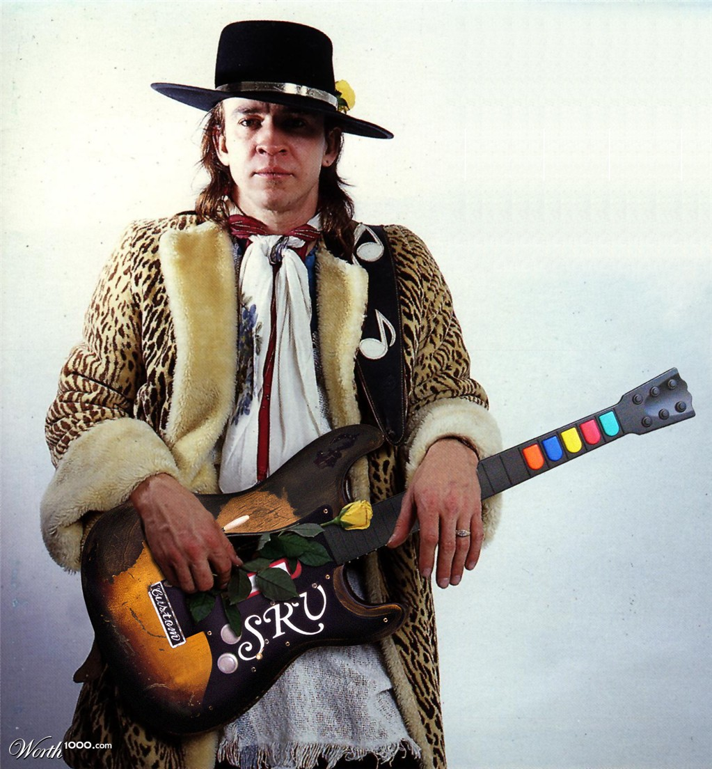 Album By Stevie Ray Vaughan Was Remastered And Released On April 13 2015 Echoes Recorded At The Spectrum Philadelphia 23rd May 1988