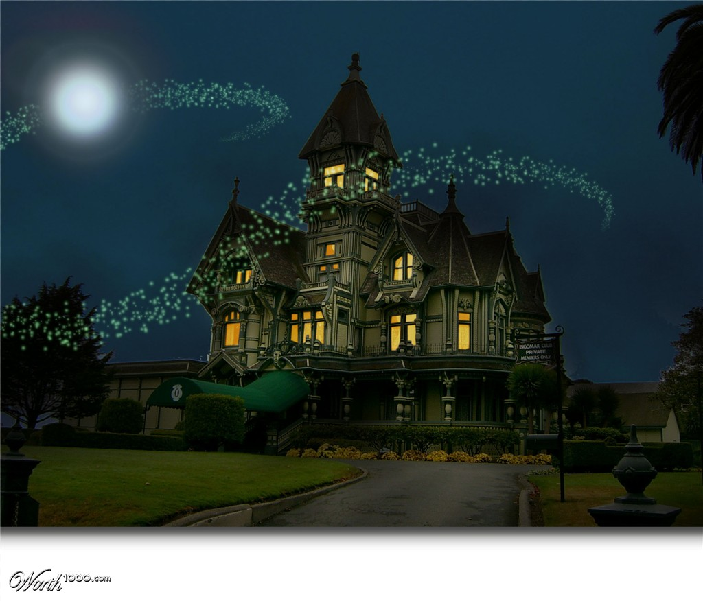 Displaying 19> Images For - Victorian Mansion Minecraft...