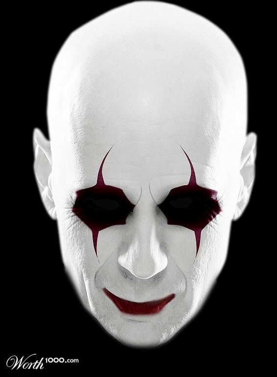 Clown Makeup For Men