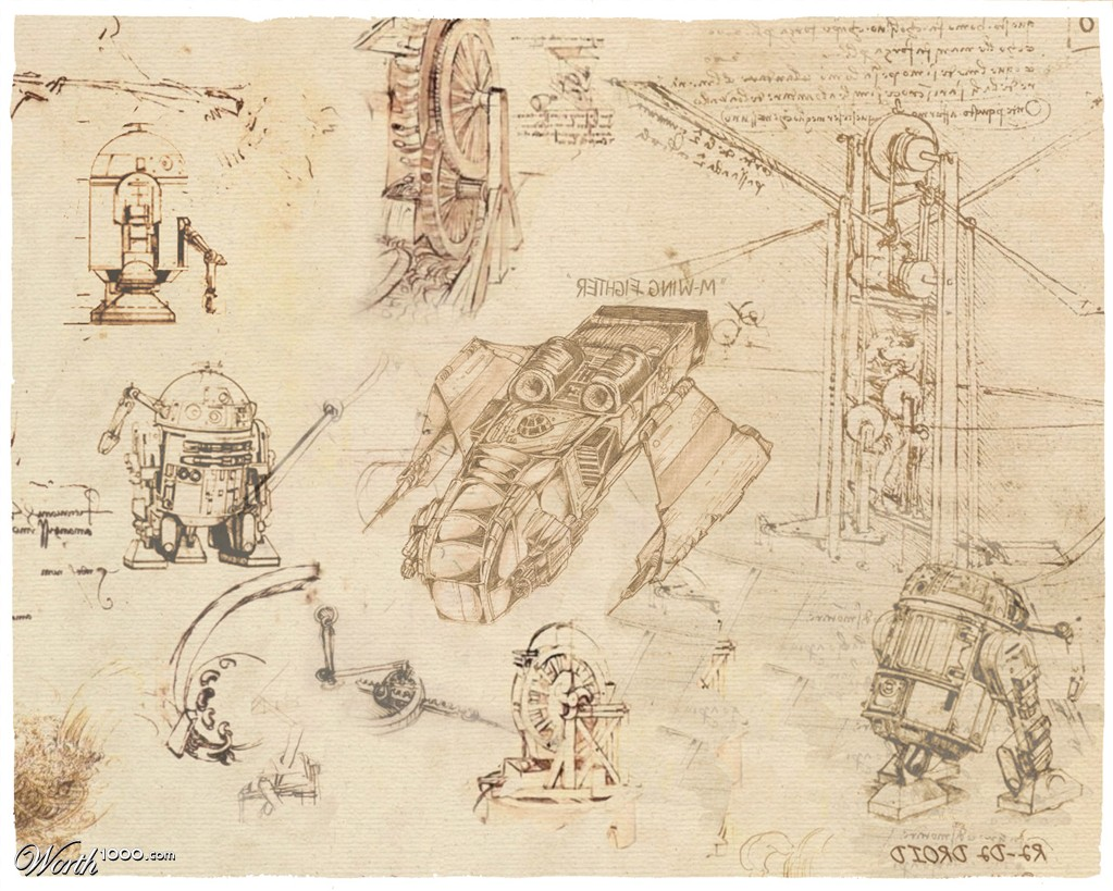 proxy - From Leonardo's Notebooks: War Machines - Lifestyle, Culture and Arts
