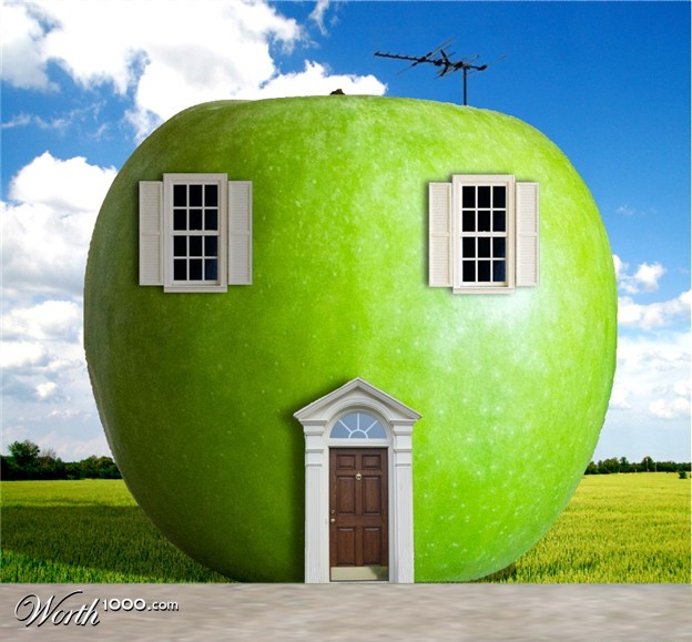 Apple house worth1000 contests for Home architecture mac
