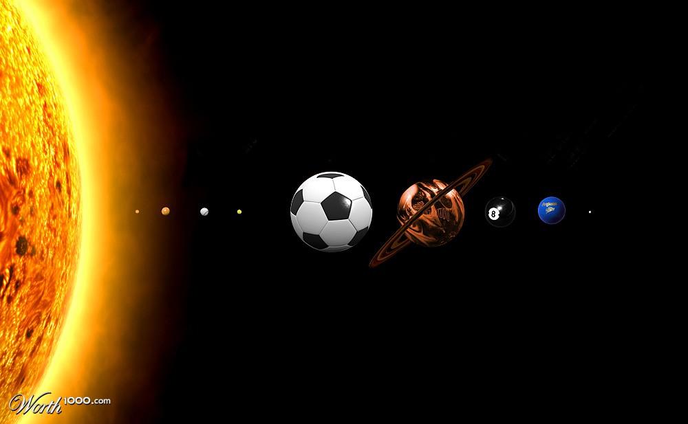 pop corn ball solar system - photo #18