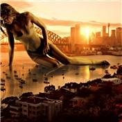 Exaggeration City 9