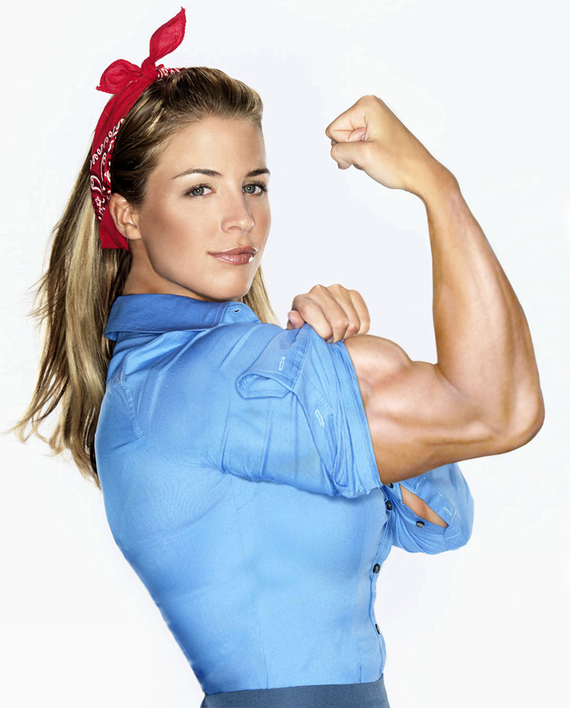 Super Muscle Woman - video dailymotion