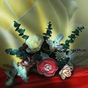 B2B - Shell Flowers