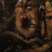 B2B - Winking Owl