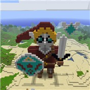 Link from The Legend of Zelda