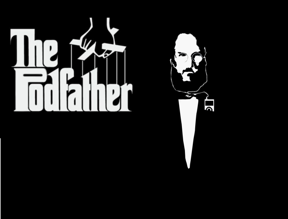 The Podfather One letter off DesignCrowd
