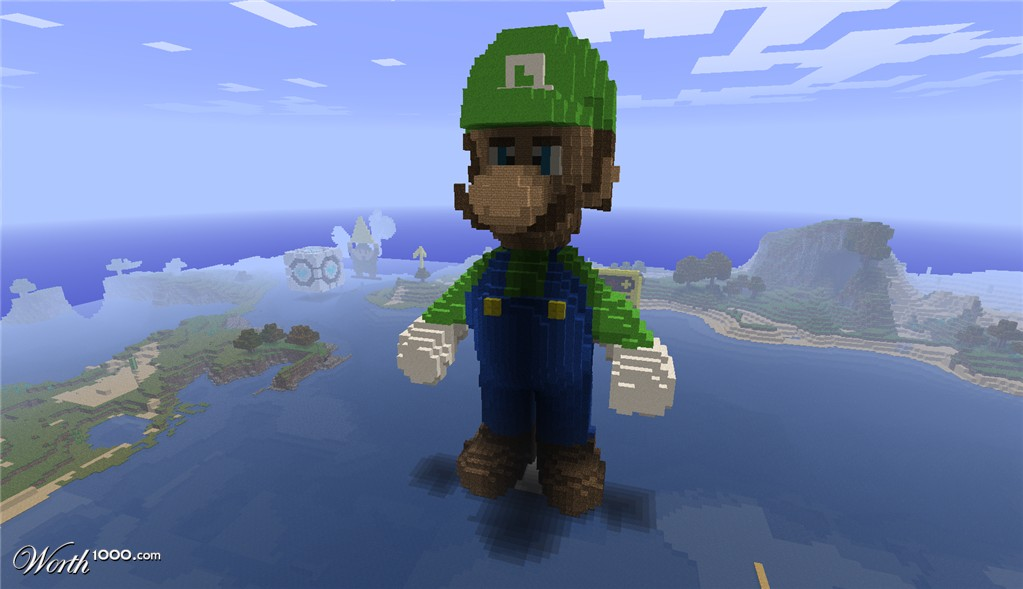 Luigi from New Super M...