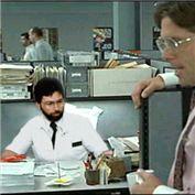 B2B: Desk Job