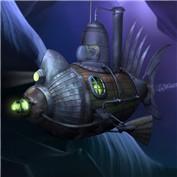 Steampunk:  Undersea