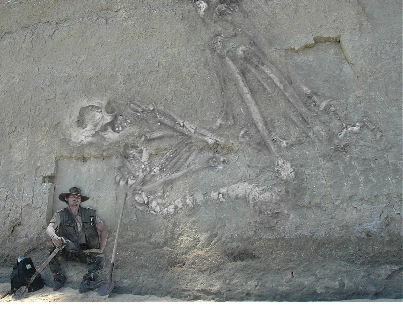 Giant Skeletons And Archaeological Anomalies
