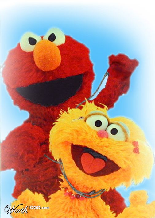 Gallery Killer Elmo