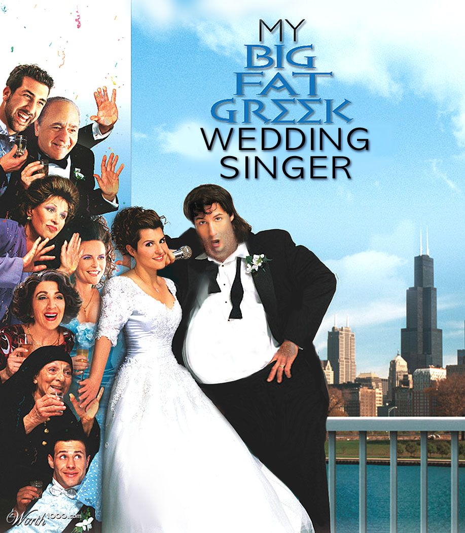 One of my favourite films has got to be My Big Fat Greek Wedding .