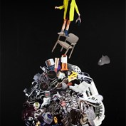 H4H: Magazine Collage Art