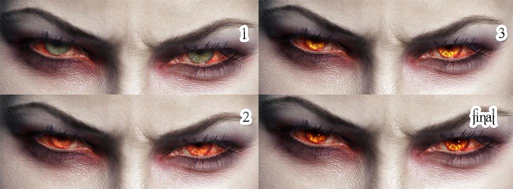 Как сделать фотошоп вампира - ПРОСПЕКТ