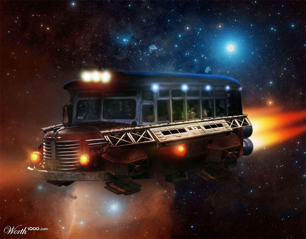 spacecraft bus - photo #32