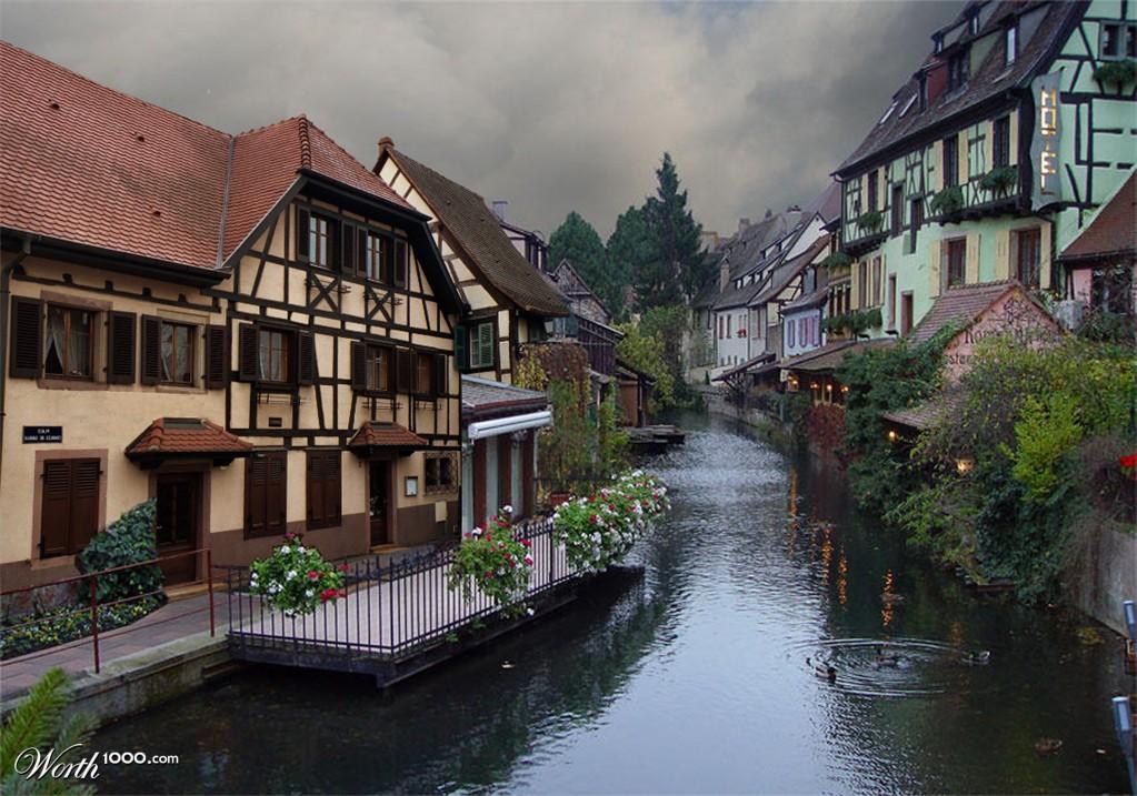 french village il